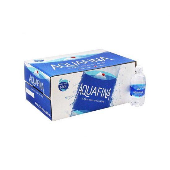 Thùng 24 chai nước Aquafina 350ml