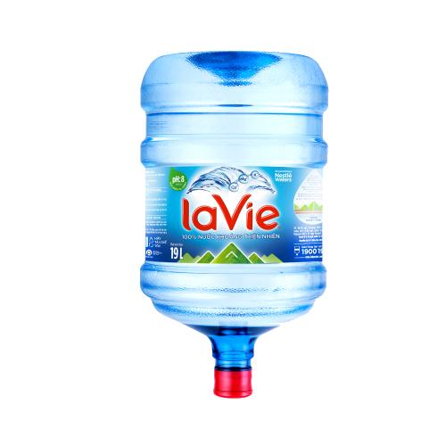 Bình nước khoáng LaVie 19L
