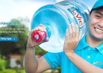 Gọi giao nước uống bình 20L tại quận Tân Bình