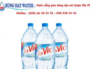 Nước uống giao hàng tận nơi Quận Tân Phú