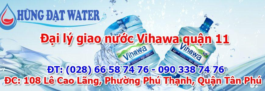Đại lý giao nước Vihawa quận 11