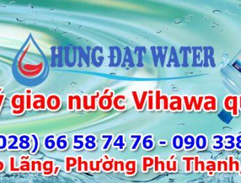 Đại lý giao nước Vihawa quận 6