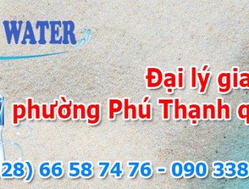 Đại lý giao nước uống phường Phú Thạnh quận Tân Phú