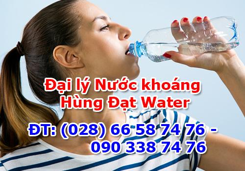 Đại lý nước khoáng quận Gò Vấp