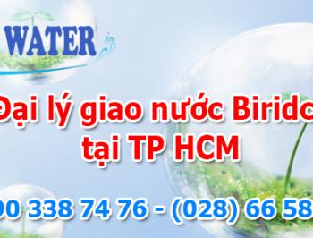 Đại lý giao nước Biridco tại TP HCM