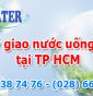 Đại lý giao nước uống Lavie tại TP HCM