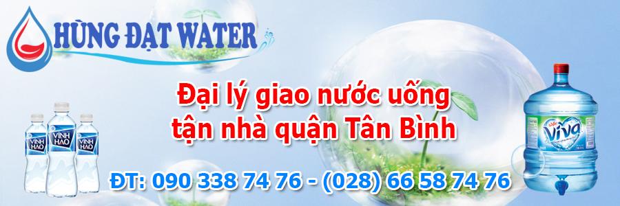 Đại lý giao nước uống quận Tân Bình