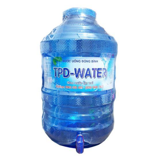 Nước bình TPD-Water 20L